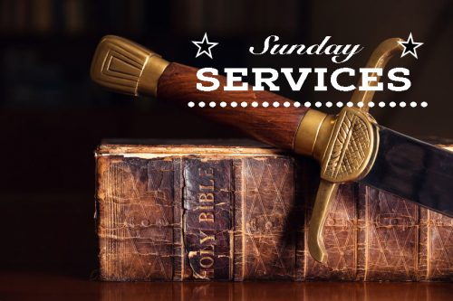 Sunday Morning and Evening Service