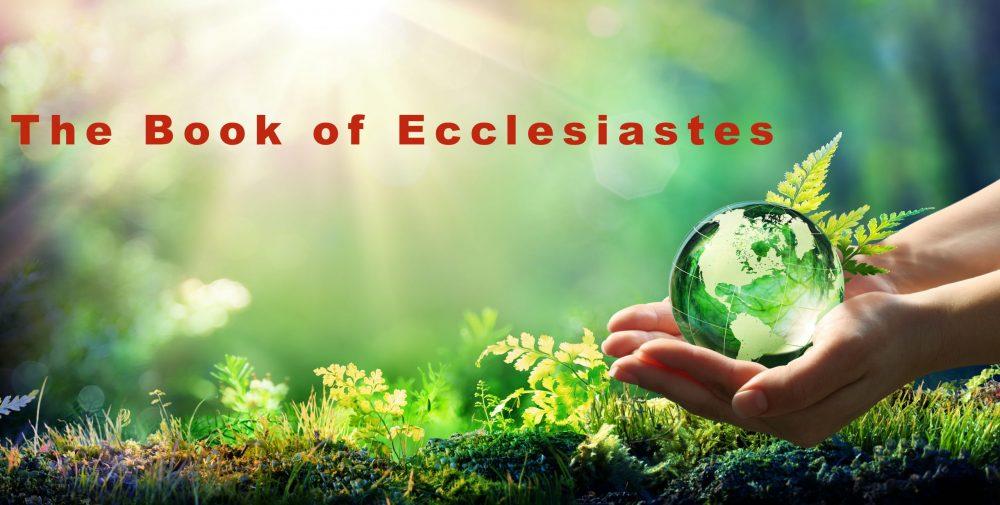 Ecclesiastes 7:23-8:1